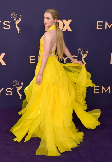 Kathryn Newton attends the 71st Emmy Awards at Microsoft Theater on September 22, 2019 in Los Angeles, California. (Photo by Matt Winkelmeyer/Getty Images)