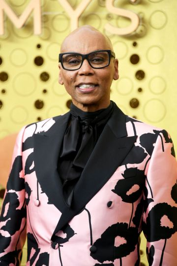 RuPaul attends the 71st Emmy Awards at Microsoft Theater on September 22, 2019 in Los Angeles, California. (Photo by Frazer Harrison/Getty Images)