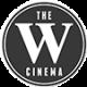 The W Cinema logo