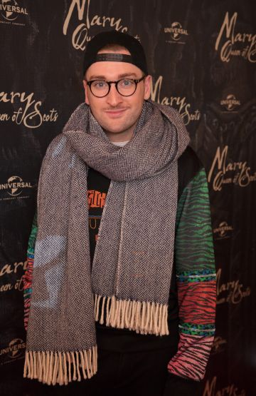 Rob Kenny pictured at an exclusive first look of Mary, Queen of Scots at The Stella Theatre, Ranelagh before it hits cinemas nationwide on January 18th.  Photo: Anthony Woods