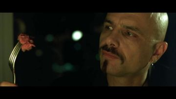Joe Pantoliano as Cypher in 'The Matrix'