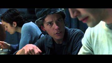 Matt Doran as Mouse in 'The Matrix'