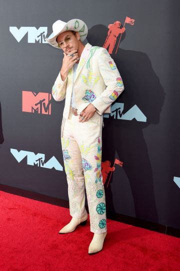 Diplo attends the 2019 MTV Video Music Awards at Prudential Center on August 26, 2019 in Newark, New Jersey. (Photo by Jamie McCarthy/Getty Images for MTV)