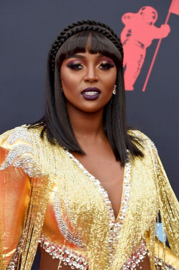 Amara LaNegra attends the 2019 MTV Video Music Awards at Prudential Center on August 26, 2019 in Newark, New Jersey. (Photo by Jamie McCarthy/Getty Images for MTV)