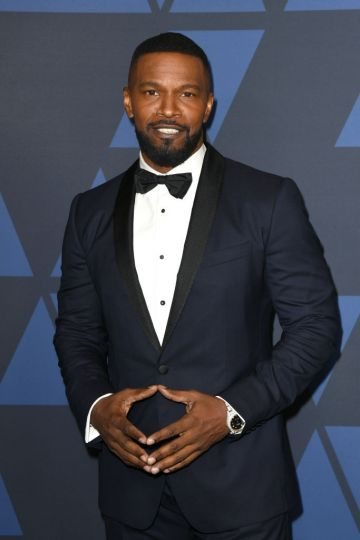 Jamie Foxx attends the Academy Of Motion Picture Arts And Sciences' 11th Annual Governors Awards at The Ray Dolby Ballroom at Hollywood & Highland Center in Hollywood, California. (Photo by Kevin Winter/Getty Images)