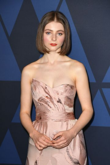 Thomasin McKenzie attends the Academy Of Motion Picture Arts And Sciences' 11th Annual Governors Awards at The Ray Dolby Ballroom at Hollywood & Highland Center in Hollywood, California. (Photo by Kevin Winter/Getty Images)