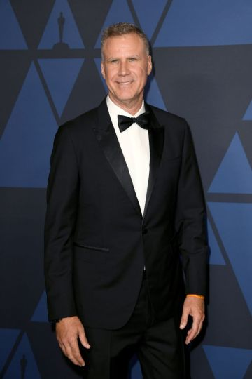 Will Ferrell attends the Academy Of Motion Picture Arts And Sciences' 11th Annual Governors Awards at The Ray Dolby Ballroom at Hollywood & Highland Center in Hollywood, California. (Photo by Kevin Winter/Getty Images)