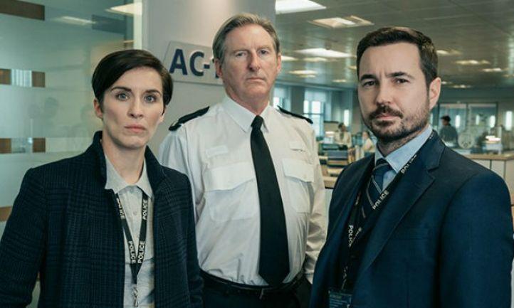 Kate Fleming, Ted Hastings, Steve Arnott, Line of Duty