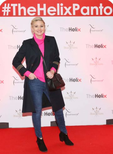 Pictured is Anna Daly at the opening night of The Three Musketeers at The Helix.  Photo: Sasko Lazarov/Photocall Ireland