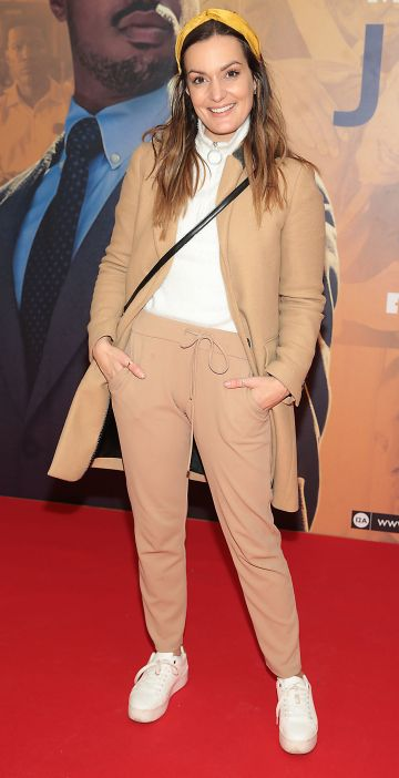 Anouska Proetta Brandon at the special preview screening of Just Mercy at the Lighthouse Cinema, Dublin. Pic Brian McEvoy