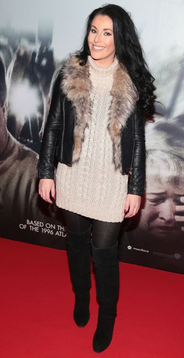 Lynn Mulvey pictured at the special preview screening of Richard Jewell at Cineworld, Dublin. Pic: Brian McEvoy