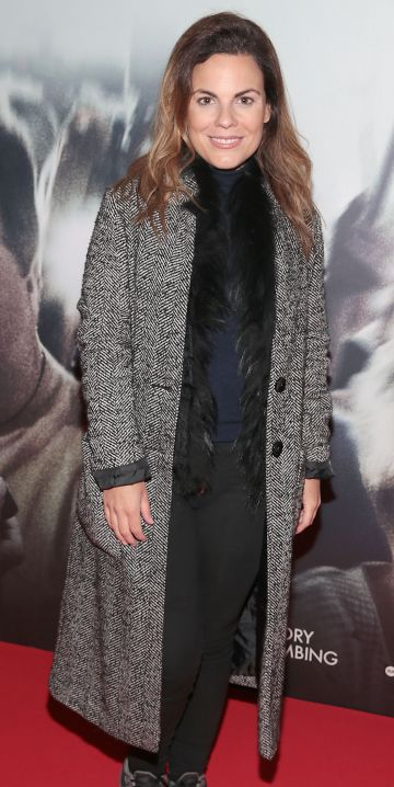 Avila Lipsett ppictured at the special preview screening of Richard Jewell at Cineworld, Dublin. Pic: Brian McEvoy