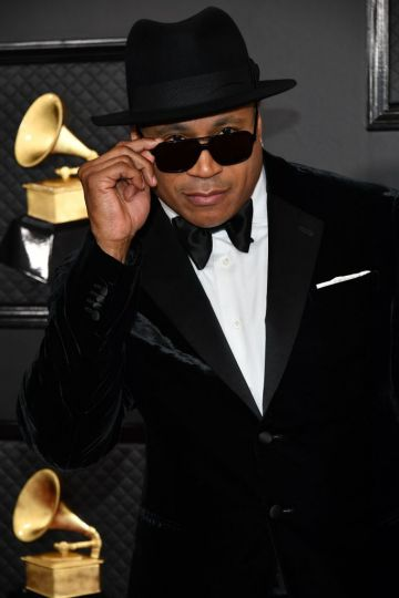 LL Cool J attends the 62nd Annual GRAMMY Awards at Staples Center on January 26, 2020 in Los Angeles, California. (Photo by Amy Sussman/Getty Images)
