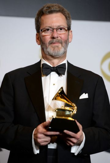Blanton Alspaugh, winner of Producer Of The Year, Classical poses in the press room during the 62nd Annual GRAMMY Awards at Staples Center on January 26, 2020 in Los Angeles, California. (Photo by Amanda Edwards/Getty Images)