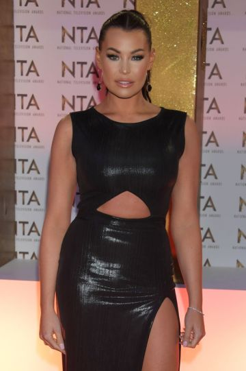 Jessica Wright attends the National Television Awards 2020 at The O2 Arena on January 28, 2020 in London, England. (Photo by David M. Benett/Dave Benett/Getty Images)