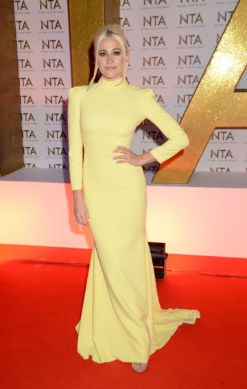 Pixie Lott attends the National Television Awards 2020 at The O2 Arena on January 28, 2020 in London, England. (Photo by Dave J Hogan/Getty Images)
