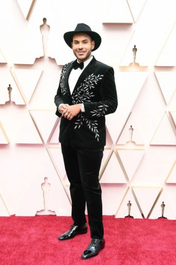 Hugo Gloss attends the 92nd Annual Academy Awards at Hollywood and Highland on February 09, 2020 in Hollywood, California. (Photo by Steve Granitz/WireImage)