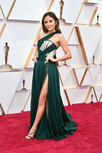 Erin Lim attends the 92nd Annual Academy Awards at Hollywood and Highland on February 09, 2020 in Hollywood, California. (Photo by Amy Sussman/Getty Images)