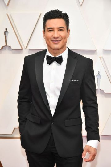Mario Lopez attends the 92nd Annual Academy Awards at Hollywood and Highland on February 09, 2020 in Hollywood, California. (Photo by Amy Sussman/Getty Images)
