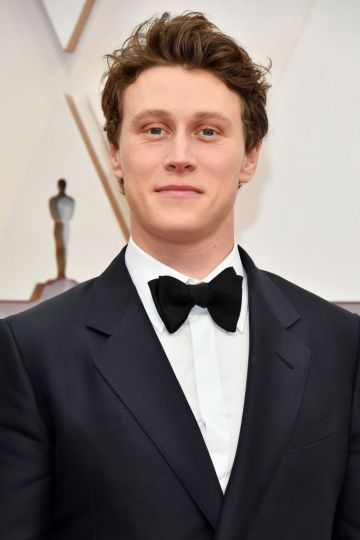 George MacKay attends the 92nd Annual Academy Awards at Hollywood and Highland on February 09, 2020 in Hollywood, California. (Photo by Amy Sussman/Getty Images)