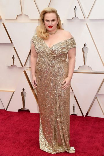 Rebel Wilson attends the 92nd Annual Academy Awards at Hollywood and Highland on February 09, 2020 in Hollywood, California. (Photo by Jeff Kravitz/FilmMagic)