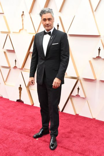 Taika Waititi attends the 92nd Annual Academy Awards at Hollywood and Highland on February 09, 2020 in Hollywood, California. (Photo by Steve Granitz/WireImage)