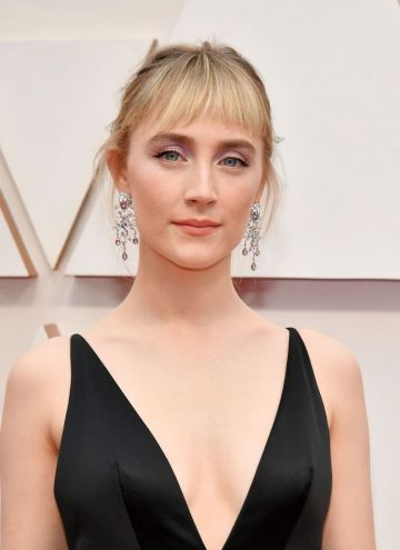 Saoirse Ronan attends the 92nd Annual Academy Awards at Hollywood and Highland on February 09, 2020 in Hollywood, California. (Photo by Amy Sussman/Getty Images)