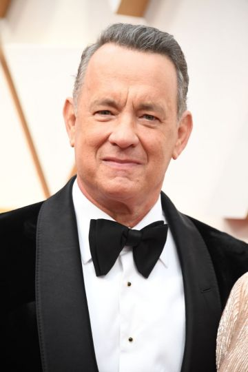 Tom Hanks attends the 92nd Annual Academy Awards at Hollywood and Highland on February 09, 2020 in Hollywood, California. (Photo by Steve Granitz/WireImage)
