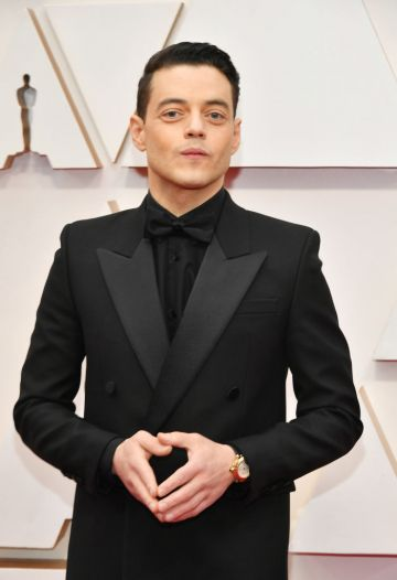 Rami Malek attends the 92nd Annual Academy Awards at Hollywood and Highland on February 09, 2020 in Hollywood, California. (Photo by Amy Sussman/Getty Images)