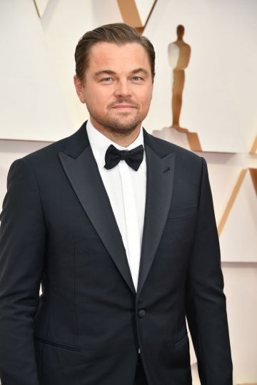 Leonardo DiCaprio attends the 92nd Annual Academy Awards at Hollywood and Highland on February 09, 2020 in Hollywood, California. (Photo by Amy Sussman/Getty Images)