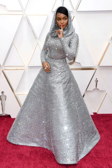 Janelle Monáe attends the 92nd Annual Academy Awards at Hollywood and Highland on February 09, 2020 in Hollywood, California. (Photo by Kevin Mazur/Getty Images)