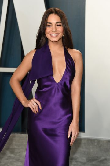 Vanessa Hudgens attends the 2020 Vanity Fair Oscar party hosted by Radhika Jones at Wallis Annenberg Center for the Performing Arts on February 09, 2020 in Beverly Hills, California. (Photo by Daniele Venturelli/WireImage,)