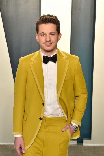 Charlie Puth attends the 2020 Vanity Fair Oscar Party at Wallis Annenberg Center for the Performing Arts on February 09, 2020 in Beverly Hills, California. (Photo by David Crotty/Patrick McMullan via Getty Images)