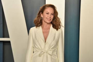 Diane Lane attends the 2020 Vanity Fair Oscar Party at Wallis Annenberg Center for the Performing Arts on February 09, 2020 in Beverly Hills, California. (Photo by David Crotty/Patrick McMullan via Getty Images)