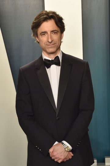 Noah Baumbach attends the 2020 Vanity Fair Oscar Party at Wallis Annenberg Center for the Performing Arts on February 09, 2020 in Beverly Hills, California. (Photo by David Crotty/Patrick McMullan via Getty Images)