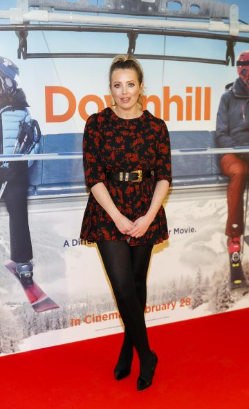 AJ Fitzsimmons pictured at a special preview screening of Downhill at the Light House Cinema, Dublin. Picture: Andres Poveda.