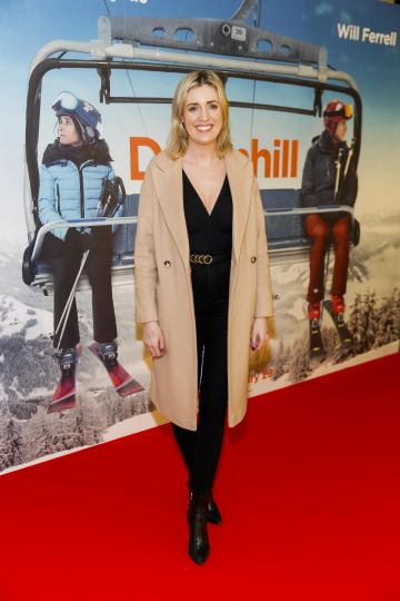 Therasa Ryan pictured at a special preview screening of Downhill at the Light House Cinema, Dublin. Picture: Andres Poveda.