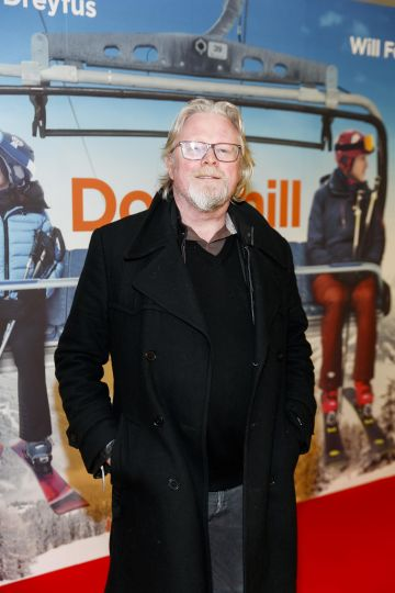 Kevin Gildea pictured at a special preview screening of Downhill at the Light House Cinema, Dublin. Picture: Andres Poveda.