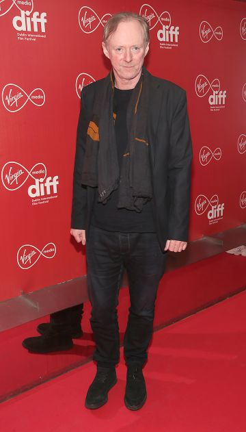 Ned Dennehy at the Virgin Media Dublin International Film Festival Irish Premiere screening  of Calm With Horses at the Lighthouse Cinema, Dublin. Picture: Brian McEvoy.
