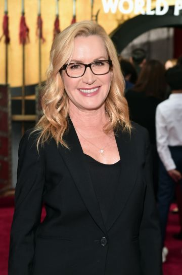 Angela Kinsey, who plays Anegla Martin in The Office, attends the World Premiere of Disney's 'MULAN' at the Dolby Theatre on March 09, 2020 in Hollywood, California. (Photo by Alberto E. Rodriguez/Getty Images for Disney)