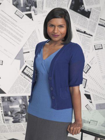 Mindy Kaling as Kelly Kapoor. NBC Photo: Mitchell Haaseth