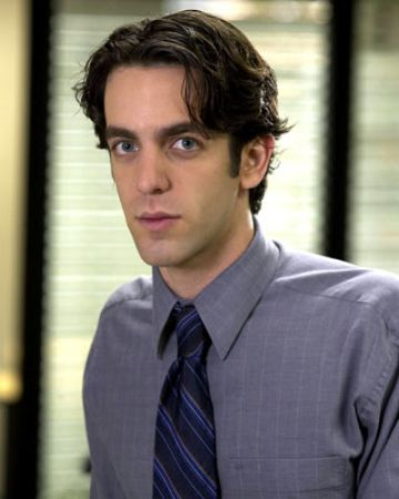Ryan Howard as BJ Novak in NBC's The Office. @NBC All Rights Reserved.