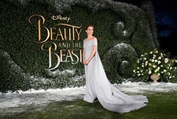 "Emma Watson attends UK launch event for Disney's ""Beauty And The Beast"" at Spencer House on February 23, 2017 in London, England.  (Photo by Stuart C. Wilson/Stuart C. Wilson/Getty Images for Disney)"