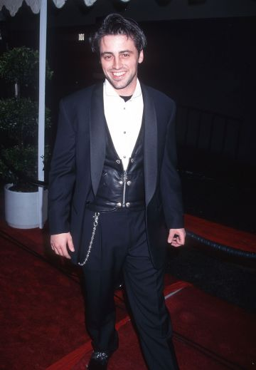 Actor Matt LeBlanc attends the 21st Annual People's Choice Awards on March 5, 1995 at Sound Stage 12, Universal Studios in Universal City, California. (Photo by Ron Galella, Ltd./Ron Galella Collection via Getty Images)