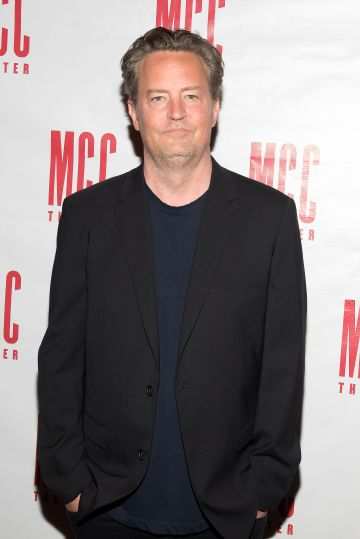 """Matthew Perry attends the """"The End Of Longing"""" opening night after party at SushiSamba 7 on June 5, 2017 in New York City.  (Photo by Mike Pont/WireImage)"""