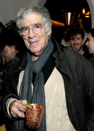 "Elliott Gould attends the Los Angeles premiere of ""Uncut Gems"" on December 11, 2019 in Los Angeles, California. (Photo by Joshua Blanchard/Getty Images for A24)"