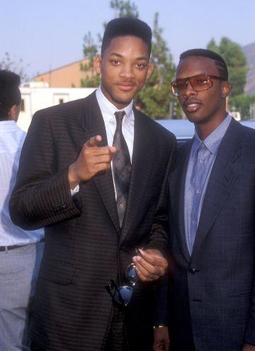 1993: Will Smith and DJ Jazzy Jeff (Photo by Barry King/WireImage)