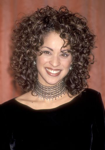 1994: Actress Karyn Parsons attends the 26th Annual NAACP Image Awards on January 5, 1994 at Pasadena Civic Auditorium in Pasadena, California. (Photo by Ron Galella, Ltd./Ron Galella Collection via Getty Images)