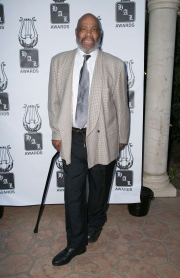 2013:  Actor James Avery attends the 24th annual Heroes and Legends Awards at Beverly Hills Hotel on September 22, 2013 in Beverly Hills, California. Avery unfortunately passed away later in 2013. (Photo by Vincent Sandoval/FilmMagic)