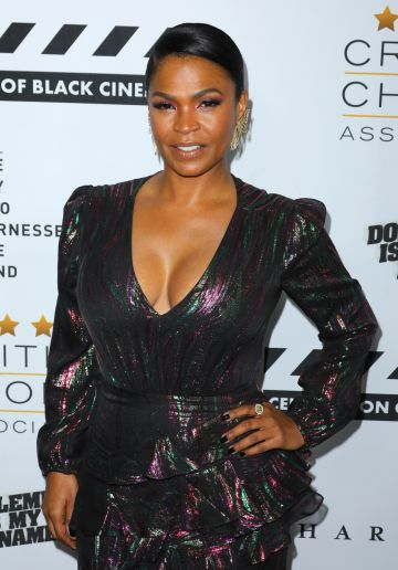 2019: Nia Long attends The Critics Choice Association Presents Celebration Of Black Cinema at Landmark Annex on December 02, 2019 in Los Angeles, California. (Photo by JC Olivera/WireImage)